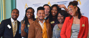 San Francisco Achiever Staff